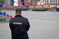 Вторая генеральная репетиция парада Победы. 7.05.2014, Фото: 2