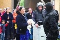 В Плеханово продолжается снос незаконных цыганских построек, Фото: 54