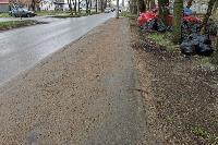 Незаконная торговля на Фрунзе и плохая уборка улиц Тулы, Фото: 15