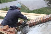 16 октября Владимир Груздев проконтролировал ход работ в Тульском кремле., Фото: 14