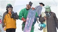 Туляки отпраздновали горнолыжный карнавал, Фото: 20