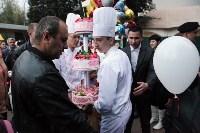 В Пролетарском округе Тулы начали праздновать День города, Фото: 51