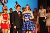 Владимир Груздев поздравил тульских выпускников-медалистов, Фото: 80