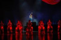 Музыкальный спектакль «Волшебные сады Шеньяна», Фото: 3