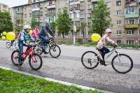 В Туле прошел большой велопарад, Фото: 88