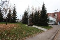 Памятник генералу В.Ф. Маргелову, Фото: 2