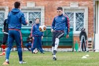 Тульский «Арсенал» готовится к выезду в Нижний Новгород, Фото: 45