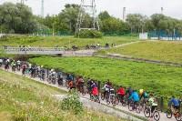 В Туле прошел большой велопарад, Фото: 109
