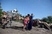 Демонтаж незаконных цыганских домов в Плеханово и Хрущево, Фото: 89