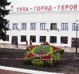 На Московском вокзале установили памятник защитникам Тулы, Фото: 2