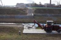 В Туле начали строить пешеходный мост через реку Тулицу, Фото: 5