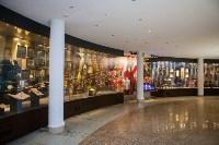 Музей оружия здание-шлем, Фото: 41