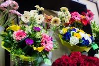 Ассортимент тульских цветочных магазинов. 28.02.2015, Фото: 70