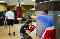 Женский бокс: тренировка , Фото: 16