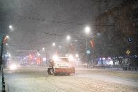 В Туле ночью бушевал буран, Фото: 76