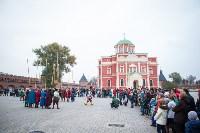 Средневековые маневры в Тульском кремле. 24 октября 2015, Фото: 97