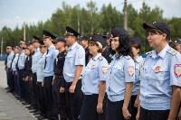 Конкурс водительского мастерства среди полицейских, Фото: 4