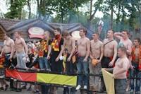 """Файер-шоу от болельщиков """"Арсенала"""". 16 мая 2014 года, Центральный парк, Фото: 43"""