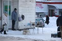 Уличная торговля на пересечении улиц Пузакова и Демидовская, Фото: 10