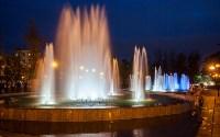 В Кировском сквере открылся светомузыкальный фонтанный комплекс: Фоторепортаж Myslo, Фото: 2