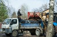 Субботник в Березовой роще, Фото: 56