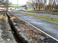 Обновление сквера Космонавтов в г.Щёкино., Фото: 1