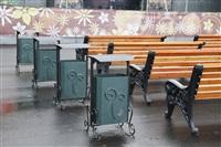 Ремонтные работы в ЦПКиО им. Белоусова, Фото: 6