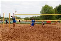 Пляжный волейбол в парке, Фото: 40