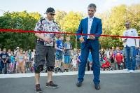 В Туле открылся первый профессиональный скейтпарк, Фото: 25
