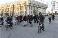 Велосветлячки в Туле. 29 марта 2014, Фото: 58