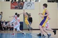 Открытие Всероссийского турнира по баскетболу памяти Голышева. 6 марта 2014, Фото: 6