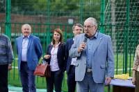 Открытие нового футбольного поля, Фото: 4