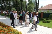 Замминистра культуры РФ принимает участие в культурно-туристском форуме в Ясной поляне, Фото: 9