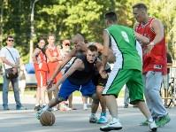 В Центральном парке Тулы определили лучших баскетболистов, Фото: 70