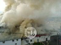 Пожар в Щекино, Фото: 7