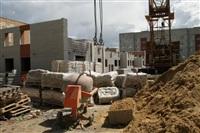 Владимир Груздев проинспектировал строительство жилья в Кимовске и в Донском, Фото: 12