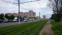 В Туле на пересечении ул. Ген. Маргелова и проспекта Ленина произошло тройное ДТП, Фото: 2