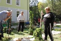 «Трудовой десант» Тульской областной думы в Ясной Поляне, Фото: 17