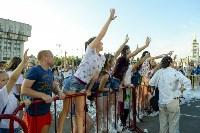В центре Тулы прошла большая пенная вечеринка, Фото: 116