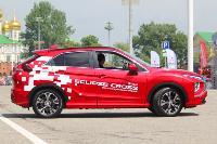 В День России тулякам показали мощь и красоту двух восхитительных новинок Mitsubishi, Фото: 19