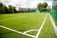 Открытие нового футбольного поля, Фото: 38