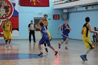БК «Тула» дома дважды обыграл баскетболистов Воронежа, Фото: 50
