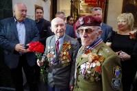 Тульский ветеран и боевое знамя в Москве. 7.05.2015, Фото: 2