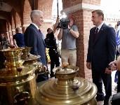 Мэр Москвы Сергей Собянин посетил Тульский кремль, Фото: 4
