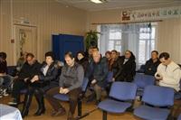Публичные слушания в зале администрации Страхово., Фото: 2