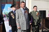 """В Тульской области """"Поезд памяти"""" прошел  по судьбоносным местам сражений, Фото: 18"""