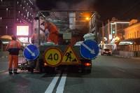 Нанесение дорожной разметки в Туле, Фото: 10
