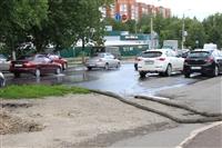 """Рынок """"Южный"""" затопило, Фото: 40"""