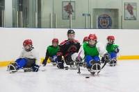 """Детская следж-хоккейная команда """"Тропик"""", Фото: 33"""