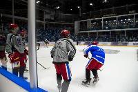 Ледовый дворец. тренировки команды Академии Михайлова , Фото: 75